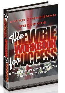 newbie workbook ecover